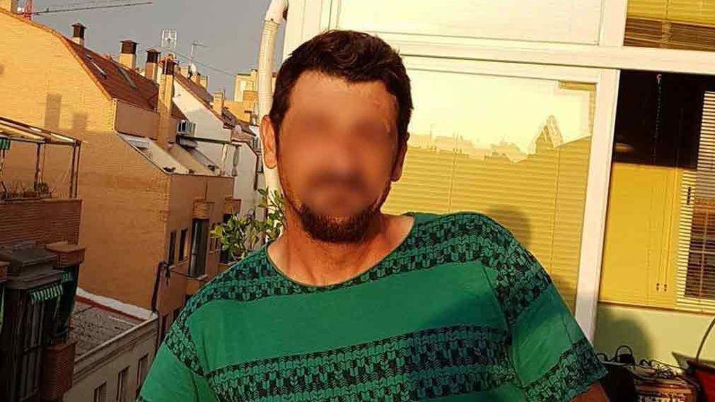 Así es Tomás, el asesino confeso y torturador de la mujer asesinada en Tetuán