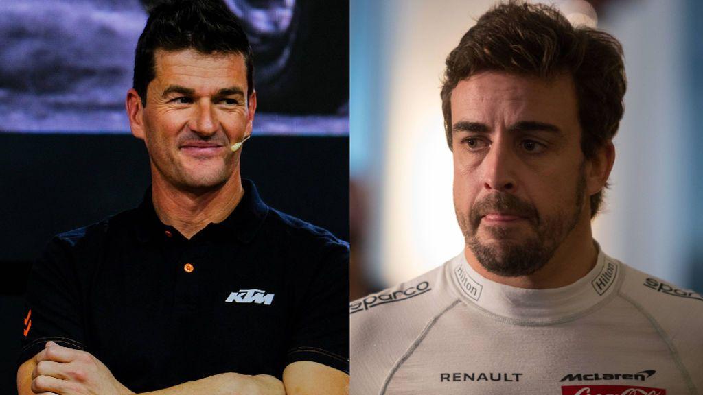 Marc Coma será copiloto de Fernando Alonso en el Dakar 2020