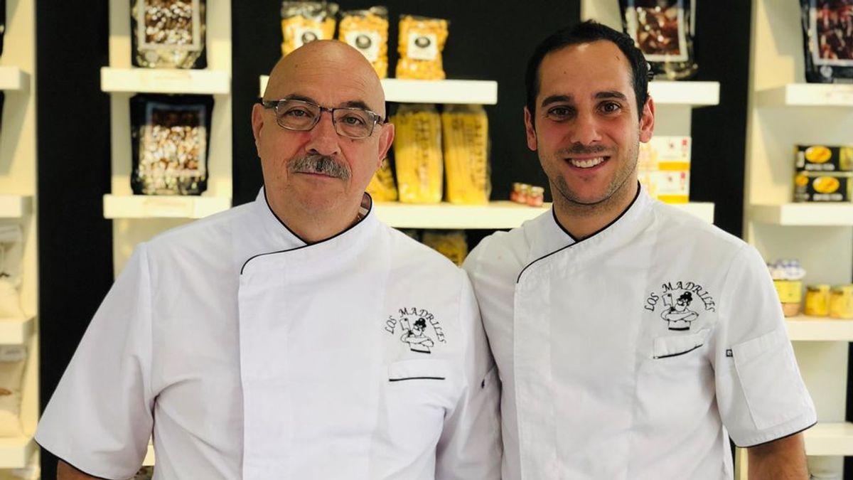 José MAría y Carlos. Carnicería 2