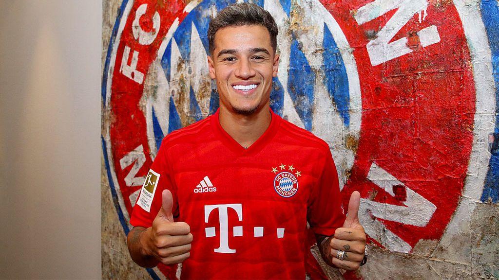 El Bayern paga 8,5 millones y la ficha de Coutinho para conseguir su cesión del Barça hasta final de temporada