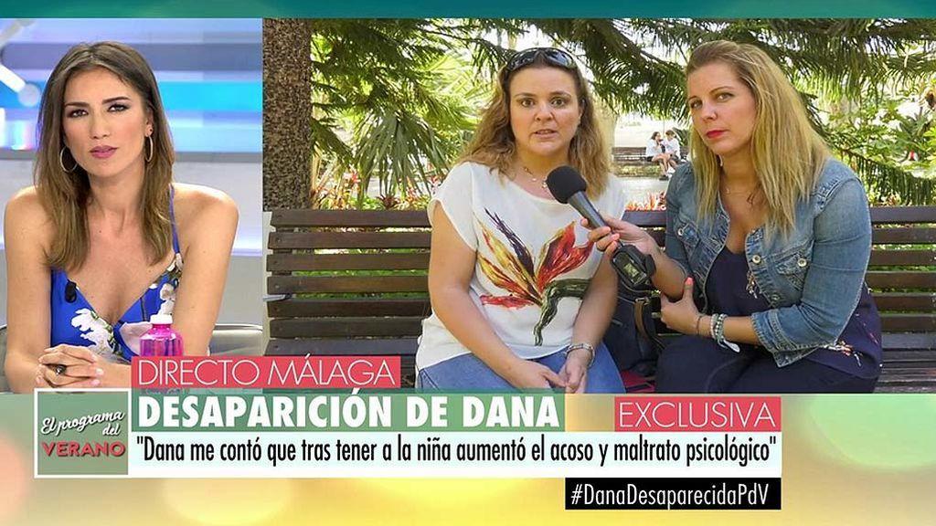 """Noemí, ante las amenazas del marido de la desaparecida Dana Leonte: """"La actitud de Sergio es muy sospechosa"""""""