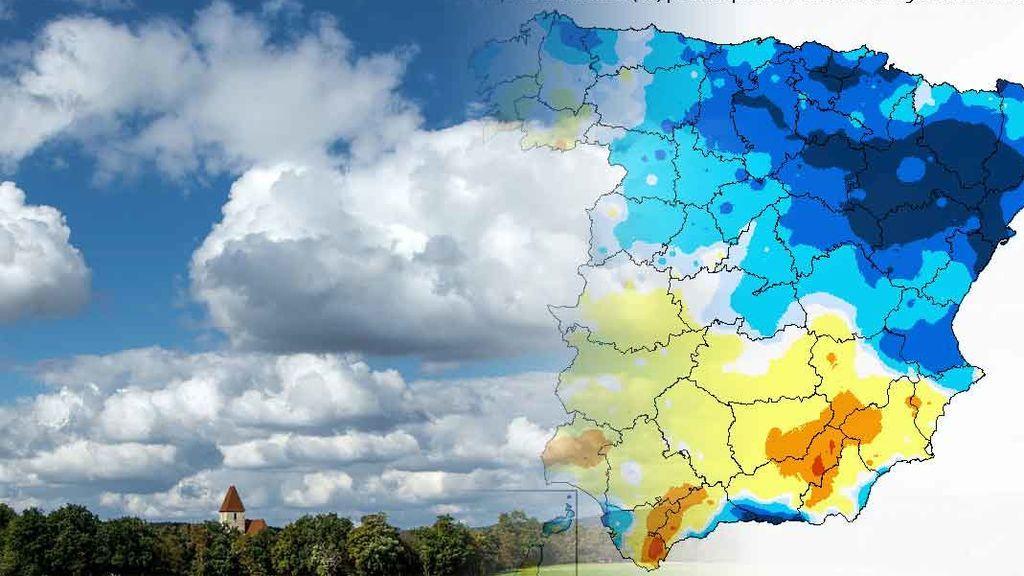 Semana con temperaturas por debajo de lo normal: cuándo regresará el calor a nuestro país