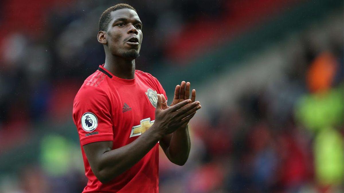 """El Manchester United descarta negociar con el Real Madrid el fichaje de Pogba: """"Se va a quedar"""""""