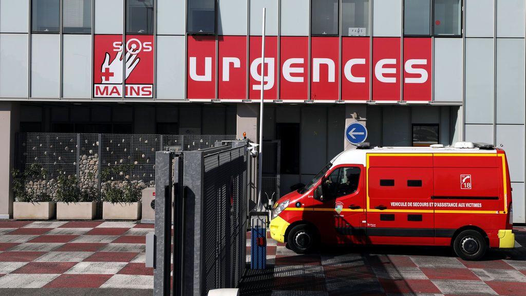 Una pareja resulta herida tras caer mientras mantenían relaciones sexuales en el balcón en Francia