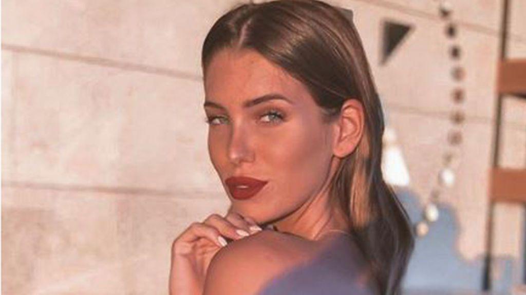"""Marta López, novia de Matamoros, criticada por su respuesta en el certamen Miss Mundo: """"Hay gente muy mala"""""""