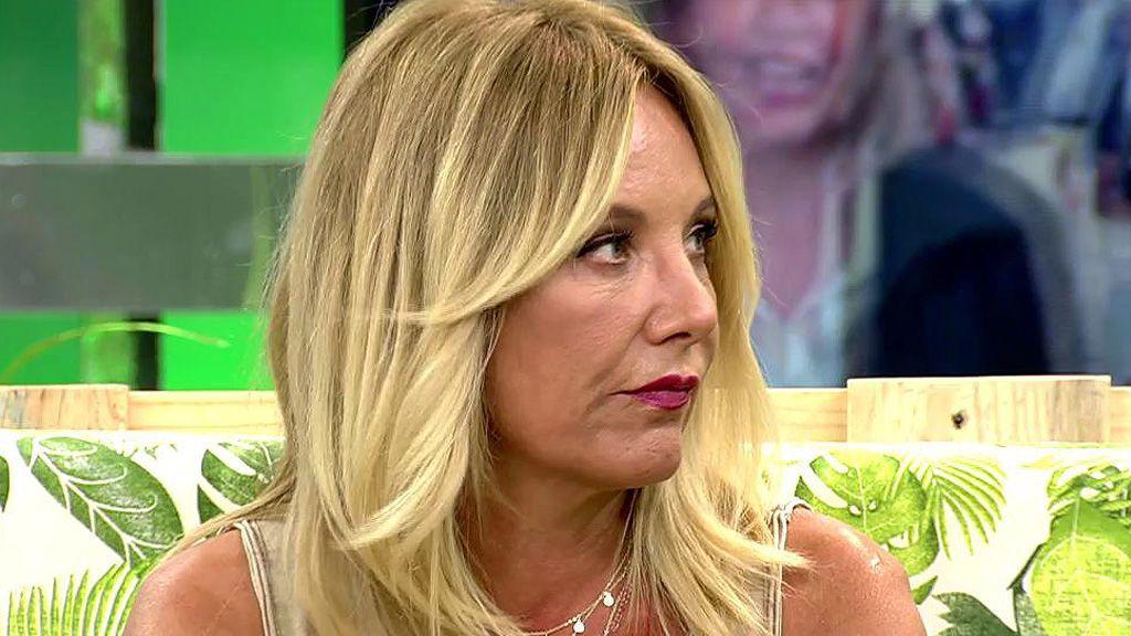 """Belén Ro no se habla con las Campos: """"Lo pasé mal por Teresa, no me quiso ver"""""""