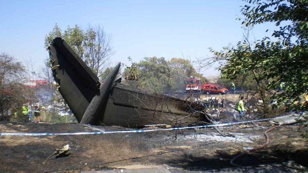 Once años del accidente de Spanair, una de las tragedias aéreas más graves en España