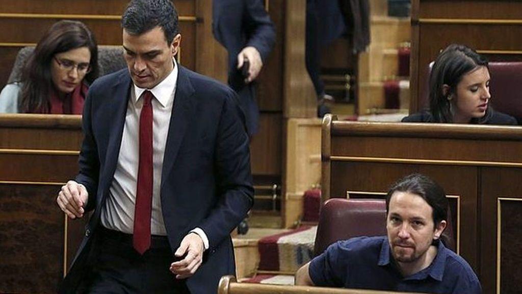 Unidas Podemos rompe el hielo: Propone al PSOE cuatro puntos para gobernar en coalición