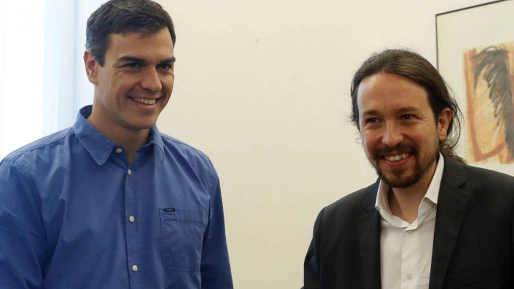 Unidas Podemos mueve ficha:  manda una nueva propuesta de Gobierno al PSOE
