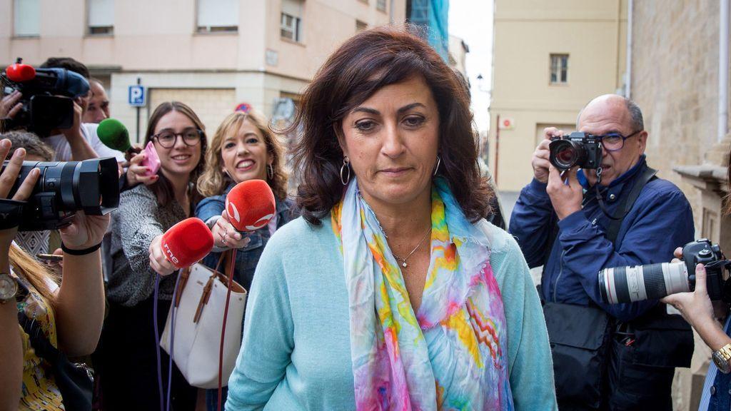 La socialista Concha Andreu presidirá La Rioja tras el acuerdo de Gobierno alcanzado entre PSOE, IU y Podemos-Equo