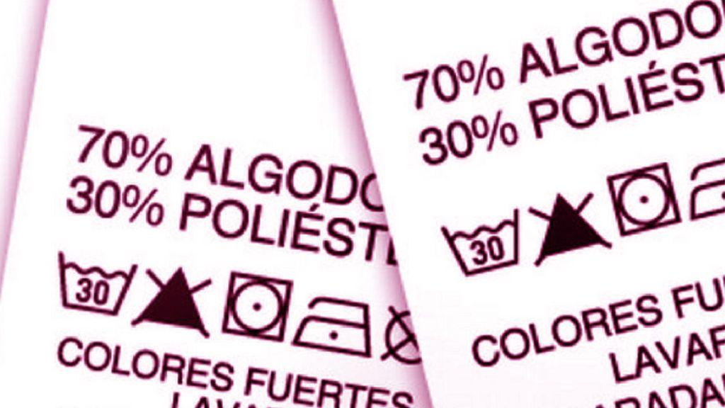 Sabes qué significan las interminables etiquetas de la ropa