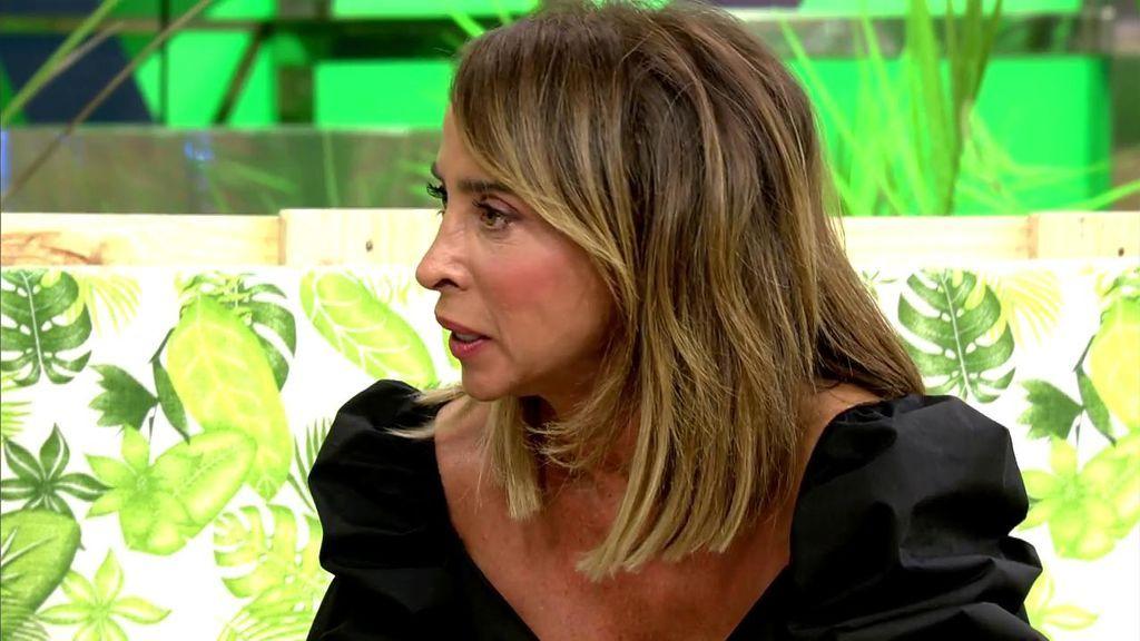 """María Patiño suelta una bomba y confiesa que les prohibieron preguntarle a Bigote Arrocet por sus deslealtades: """"En el pasado no te lo permitían, nos lo prohibieron"""""""