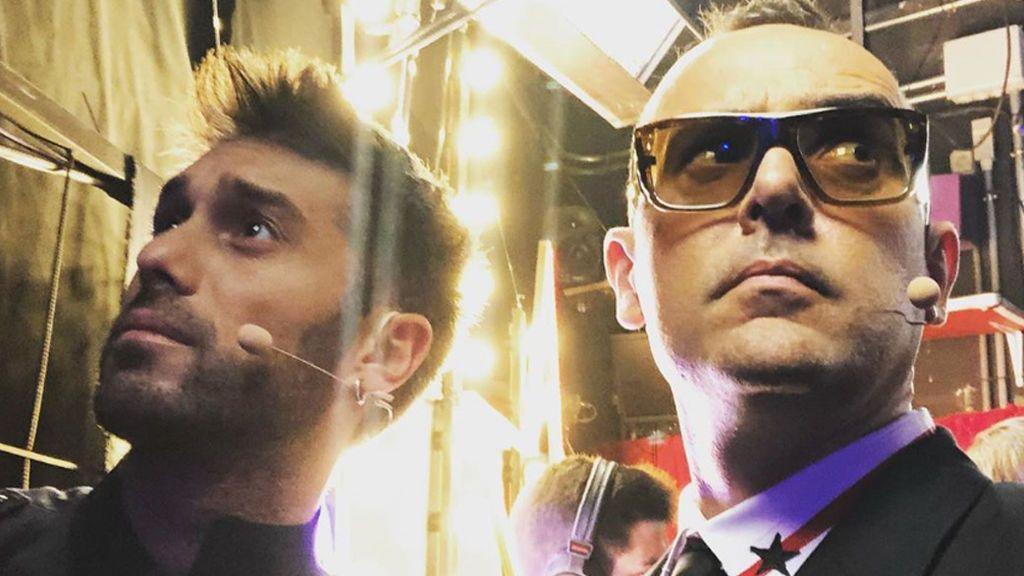 """Dani Martínez boicotea el talento de Risto Mejide: """"Para mí es un 'no"""""""