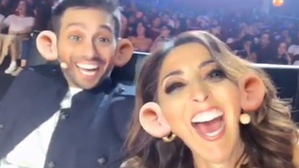 El filtro que apasiona al jurado de 'Got Talent': sus vídeos más graciosos con orejas enormes y voz distorsionada