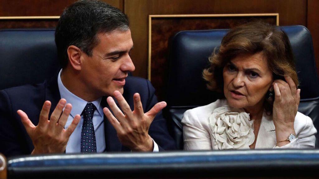 """Calvo vuelve a decir 'no' a una coalición de Gobierno con Podemos porque sería """"imposible"""" el día a día"""