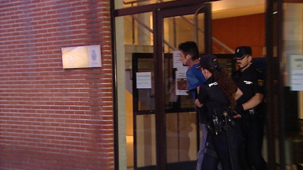 El presunto asesino de Pilar confesó el crimen en su detención pero luego se negó a hablar