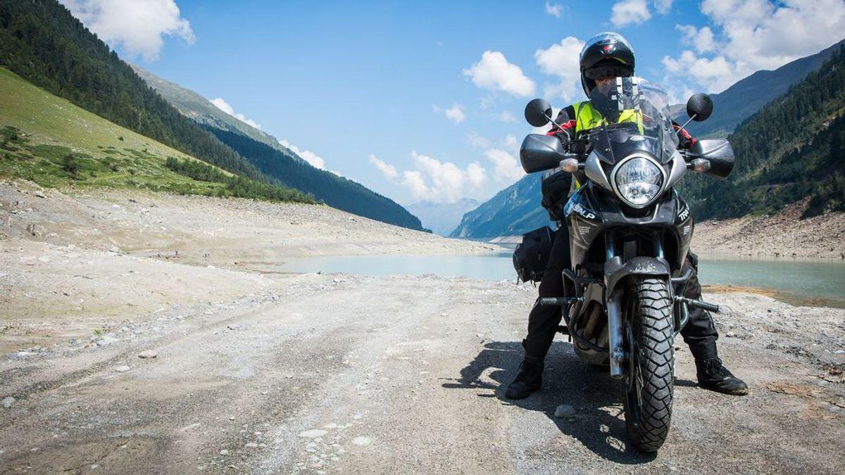 Cinco chalecos con airbag para tus rutas en moto