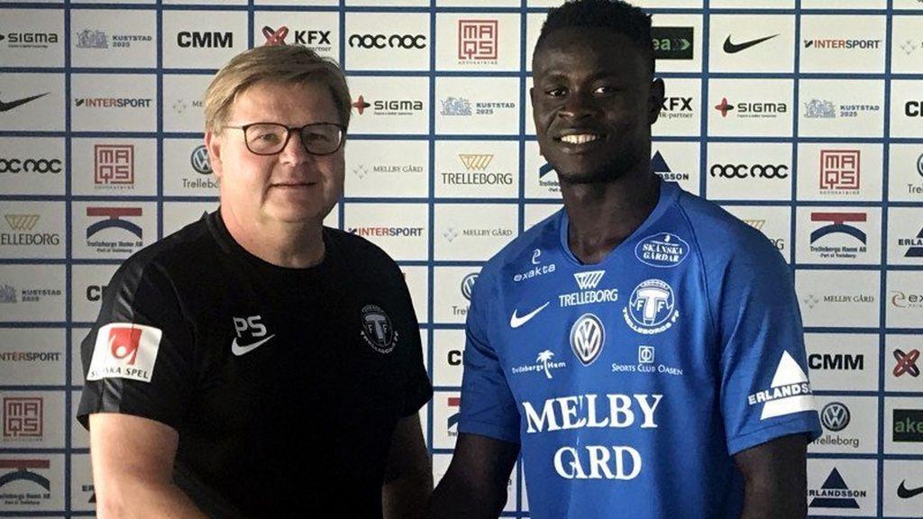 """Un futbolista africano ficha por un equipo sueco y se va a la semana: """"Aquí me muero de frío"""""""
