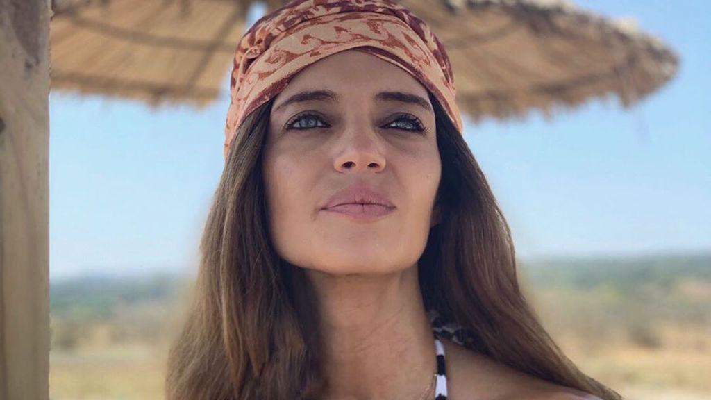 """Sara Carbonero se derrite con sus hijos durante sus vacaciones: """"Incansables"""""""