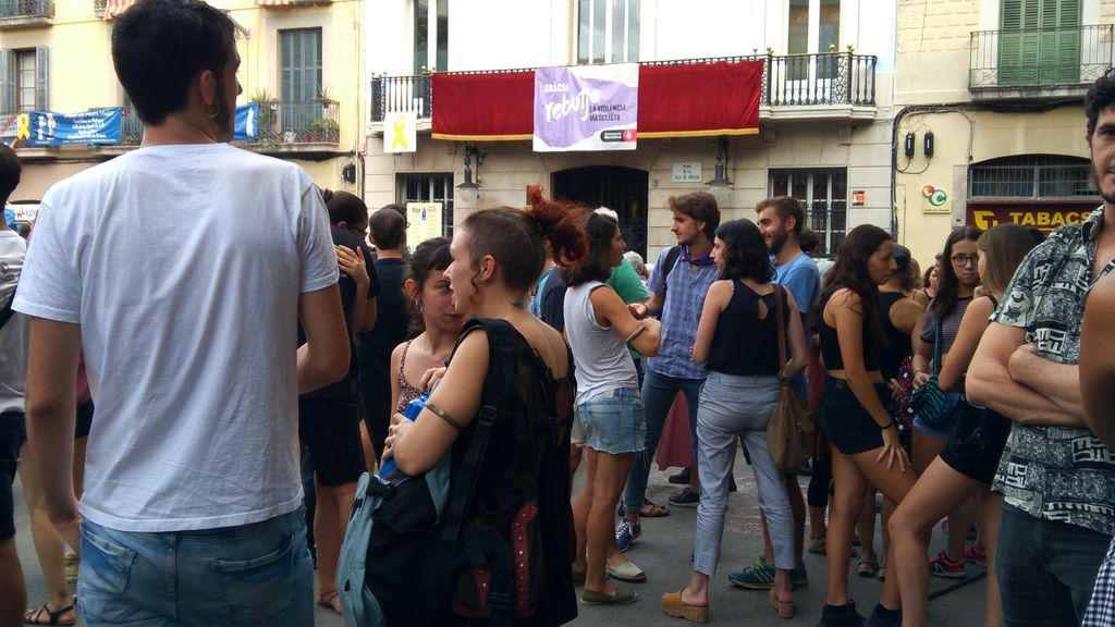 Los Mossos investigan una segunda presunta agresión sexual en las fiestas de Gràcia
