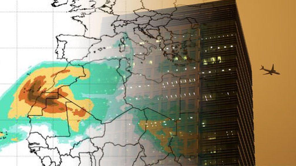 Precaución con la mezcla de calima y calor en Canarias: una masa de aire africano se acerca