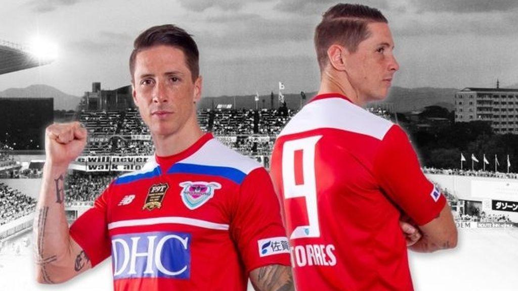La camiseta del último partido de Fernando Torres, a la venta: se retira de rojiblanco