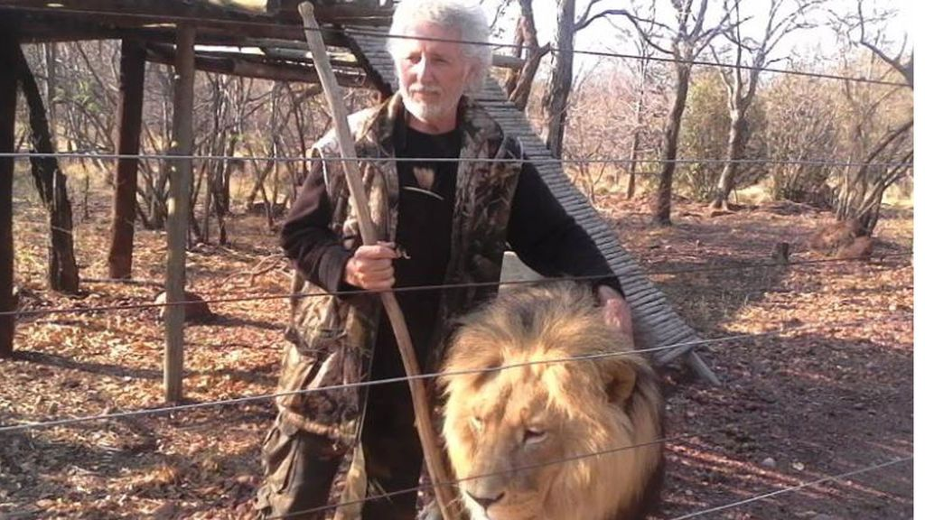 Matan a tiros a tres leones que atacaron mortalmente a su cuidador en una reserva en Sudáfrica