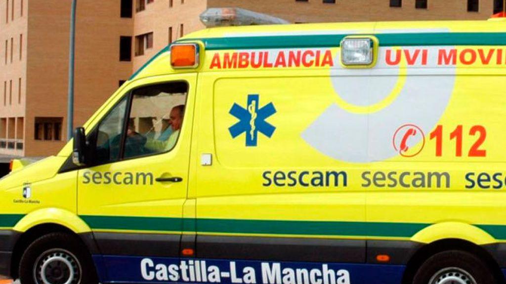ambulancia castilla mancha