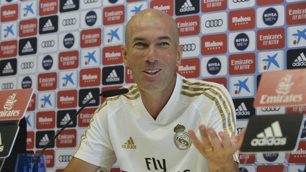 """Zidane descarta la salida de Keylor Navas: """"Nos va a aportar mucho este año"""""""