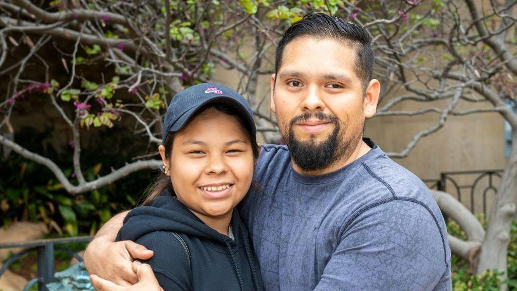 Pierde 80 kilos para donarle un riñón a su hermana y salvarle la vida
