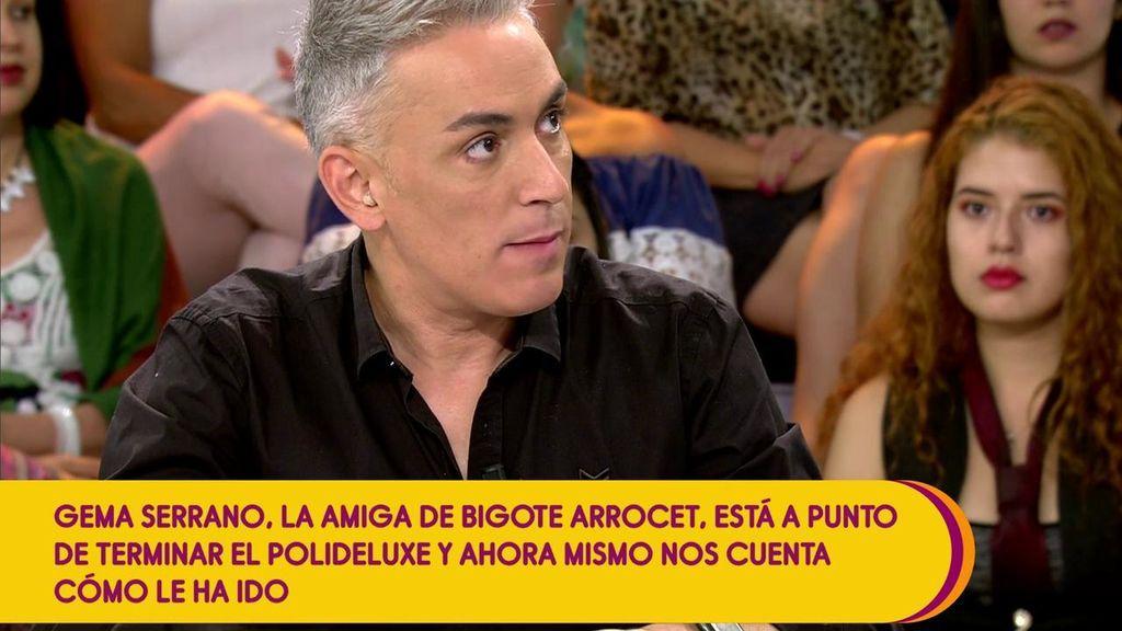 Edmundo Arrocet le contó a Gema Serrano todos los problemas económicos de Terelu Campos, según Kiko Hernández