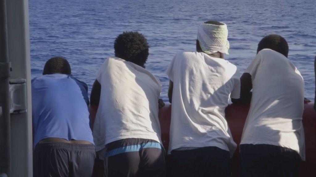 Los 356 migrantes del Ocean Viking desembarcarán en Malta tras acceder seis países a acogerlos