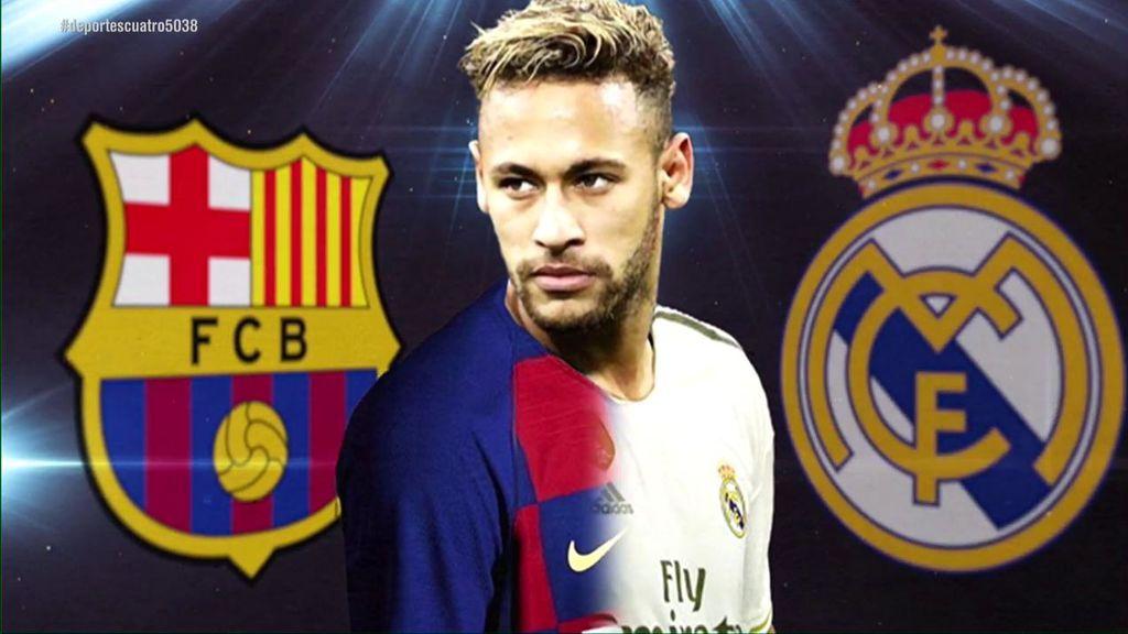 Los detalles de la operación Neymar: La estrategia de Barça y Madrid para fichar al brasileño