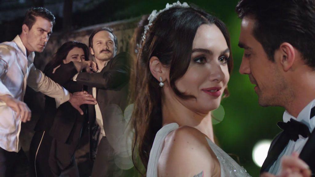 Una boda, un perdón y una muerte: el impactante final de 'Amor en blanco y negro'