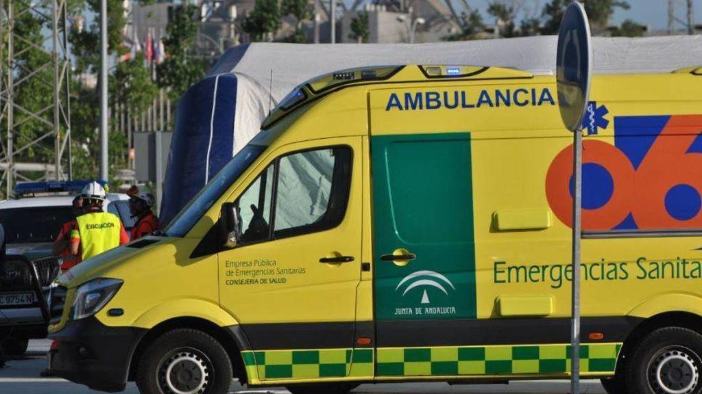 Fallece un varón de 48 años y otra persona resulta herida en el accidente de un ultraligero en San Juan