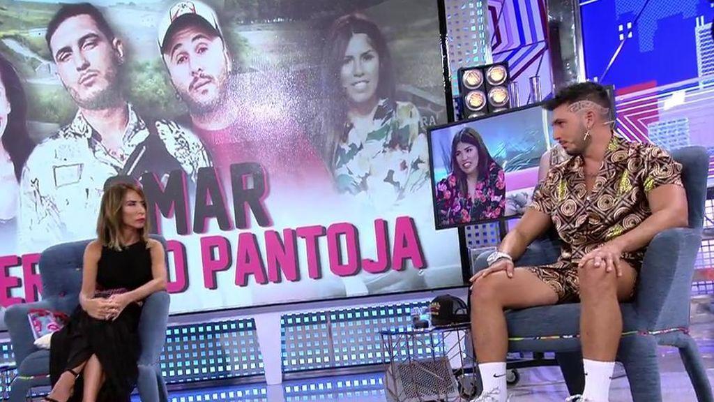 La firme defensa de Omar Montes a favor de Isabel Pantoja y en contra de Isa: las cinco pullas que le manda a su ex