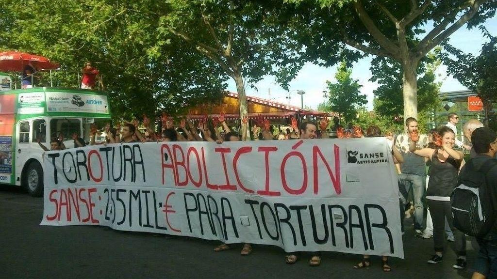 Convocan una manifestación contra los festejos taurinos en San Sebastián de los Reyes