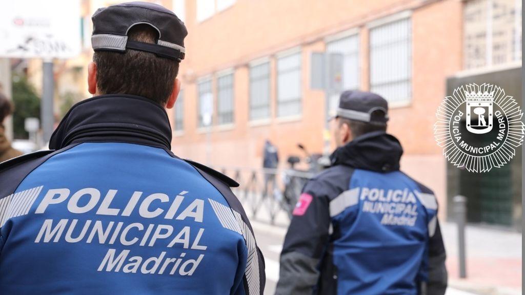 Detenido un hombre tras agredir a su pareja y causarle graves lesiones en la cara en Madrid