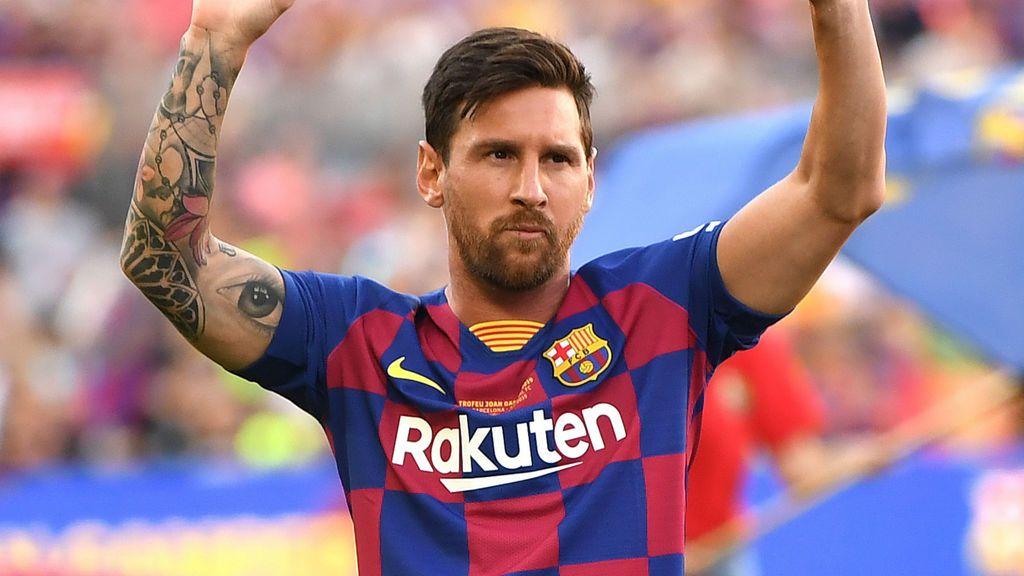 Leo Messi se cae de la convocatoria para el partido ante el Betis