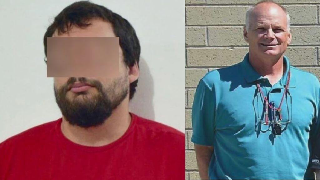 Detenido un joven por asesinar a su padre, un exjugador de fútbol americano, y a su mujer a tiros