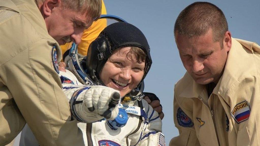 Investigan a una astronauta estadounidense por el que podía ser el primer delito cometido en el espacio