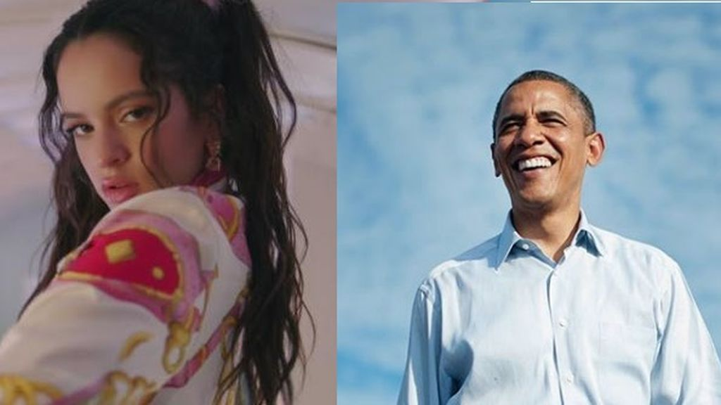 'Con Altura', de Rosalía y J Balvin, una de las canciones favoritas de Barack Obama