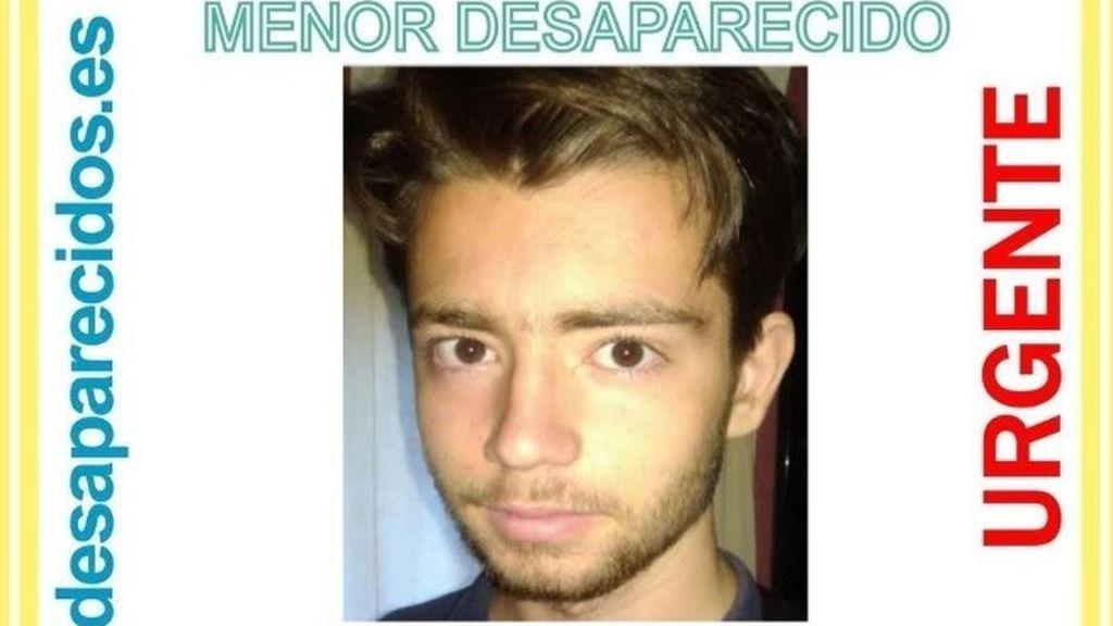 Se busca a un joven de 16 años desaparecido desde el pasado martes en Madrid