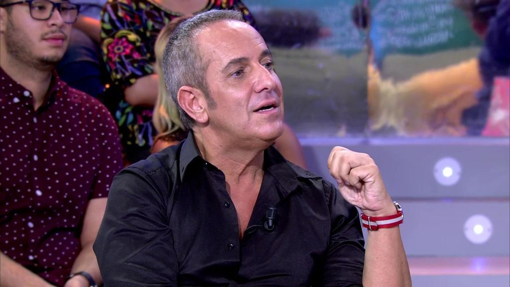 """Víctor Sandoval dice que le consta que Edmundo le ha dicho a Gema Serrano que María Teresa Campos """"chochea"""", pero ella lo niega"""