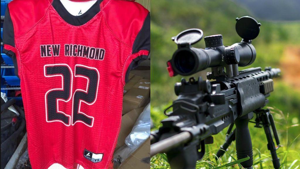 Un rifle semiautomático: la polémica rifa de un equipo de fútbol juvenil estadounidense