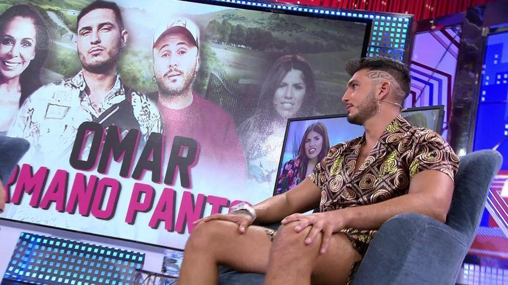Omar Montes desvela todo lo que pasó cuando fue a Granada a buscar a Isa Pantoja y muestra el vídeo con el que Aneth intenta dejarle mal