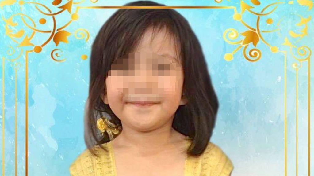 """Muere una niña de 3 años por un cáncer de intestino después de que los médicos diagnosticaran """"solo estreñimiento"""""""