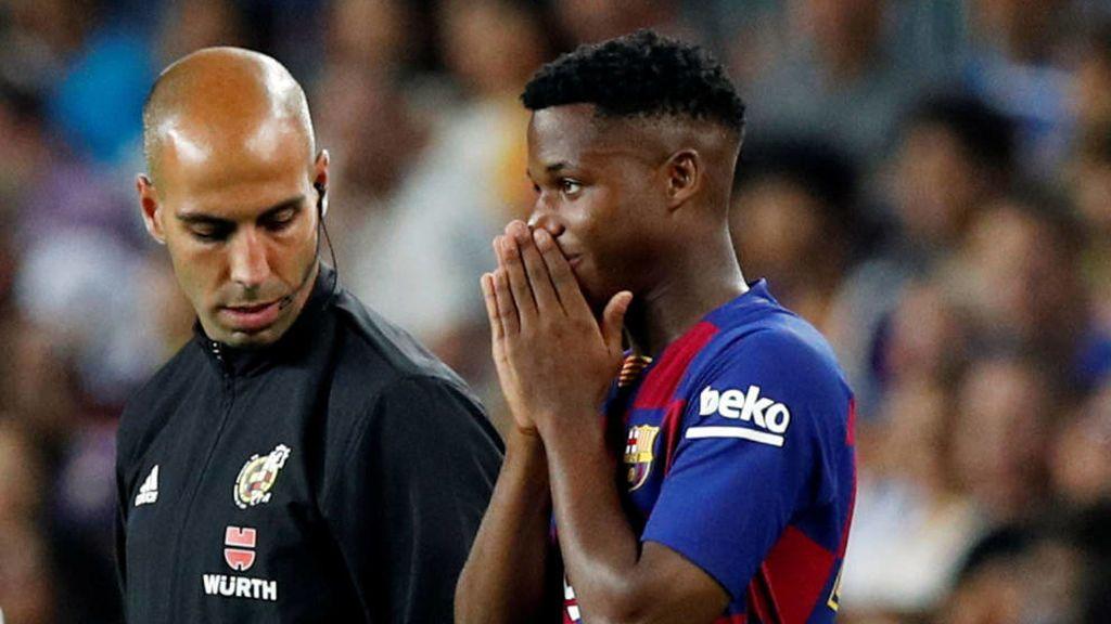 Ansu Fati debuta con el Barcelona: El futbolista de 16 años demuestra su gran calidad ante el Betis