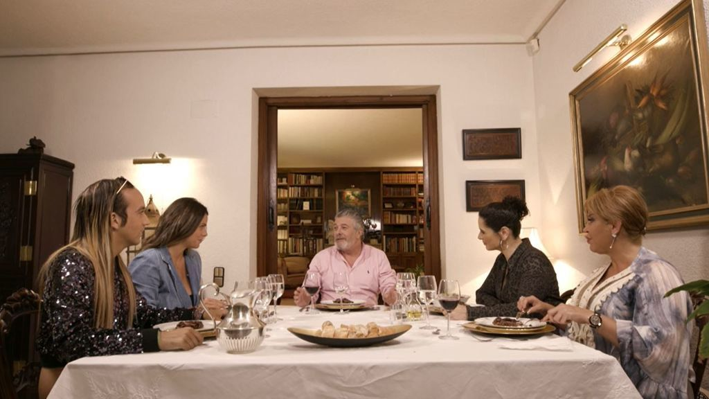 Francisco, anfitrión en la tercera entrega de 'Ven a cenar conmigo. Gourmet Edition'