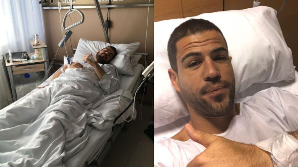 """Álvaro Domínguez relata su calvario con su lesión en la columna y ataca con dureza al Borussia Mönchengladbach: """"En ningún momento se ha preocupado"""""""